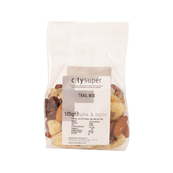 city'super Trail Mix (Fruit & Nuts) (125g)