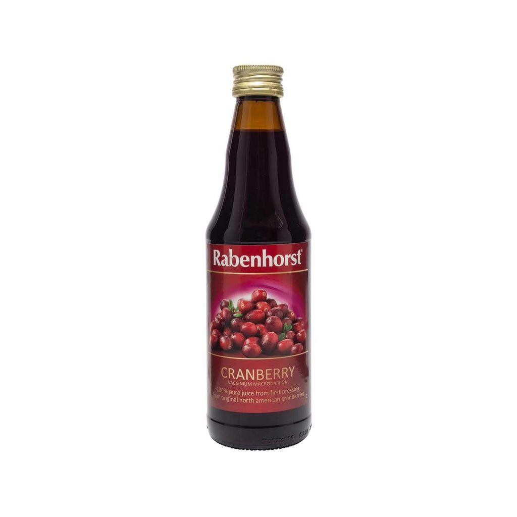 RABENHORST Cranberry Juice  (330mL)