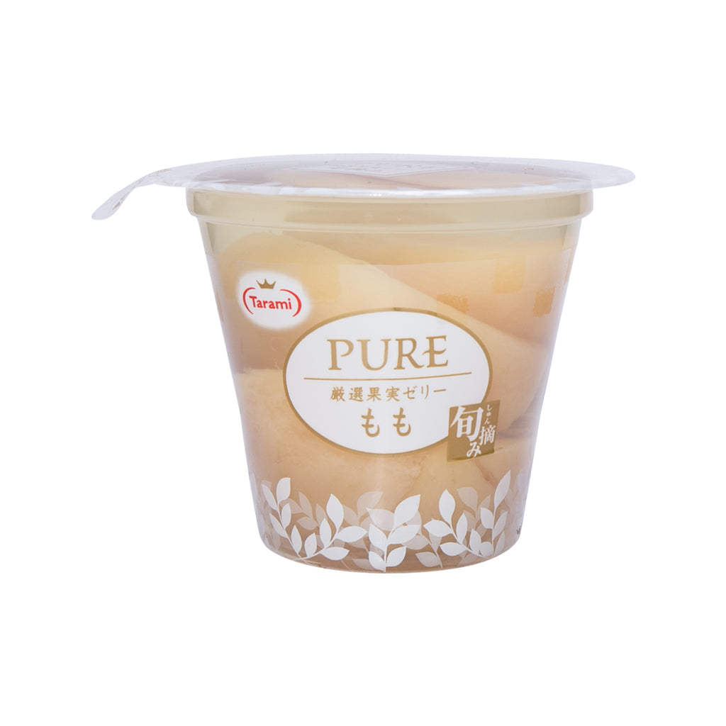 TARAMI Pure Jelly - Peach  (270g)