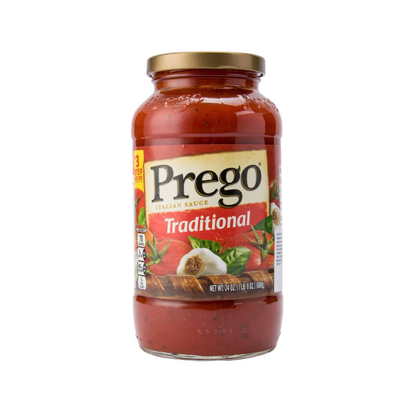PREGO Italian Sauce - Traditional  (680g)