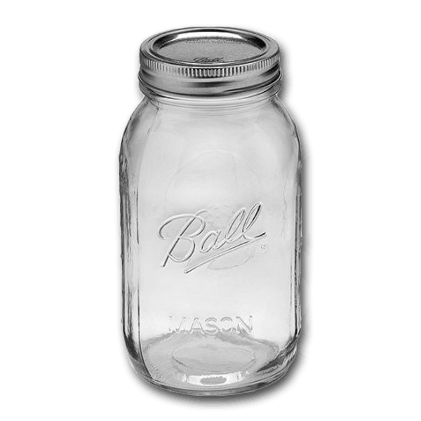 BALL Ball Quart Regulsr Mason Jar