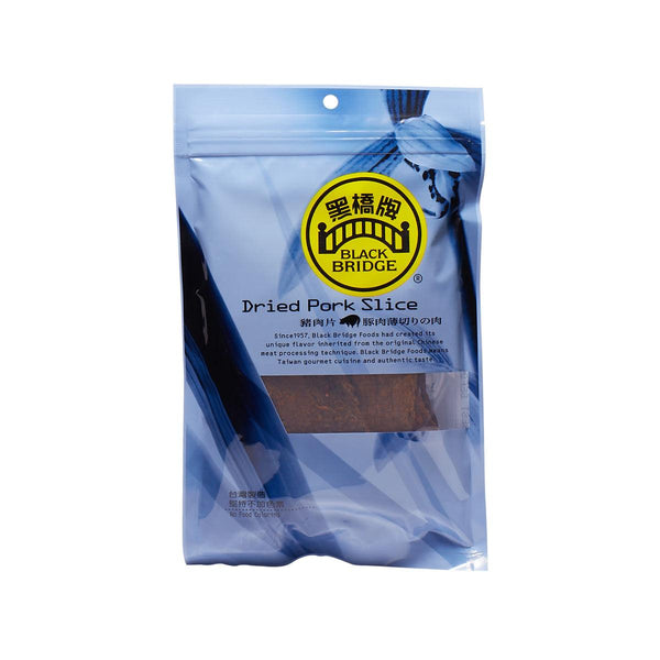 BLACK BRIDGE Grilled Pork Jerky  (95g)