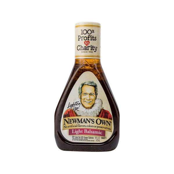 NEWMAN`S OWN Lite Balsamic  (473mL)
