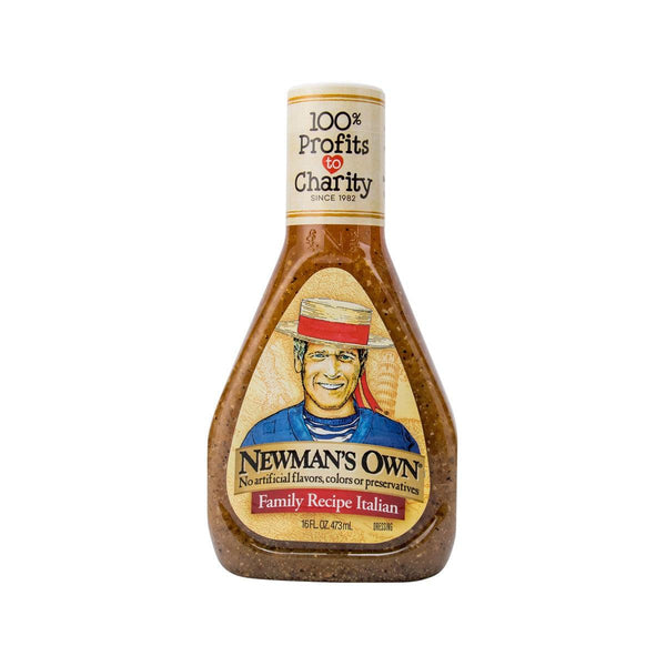 NEWMAN`S OWN Family Recipe Italian Dressing  (473mL)