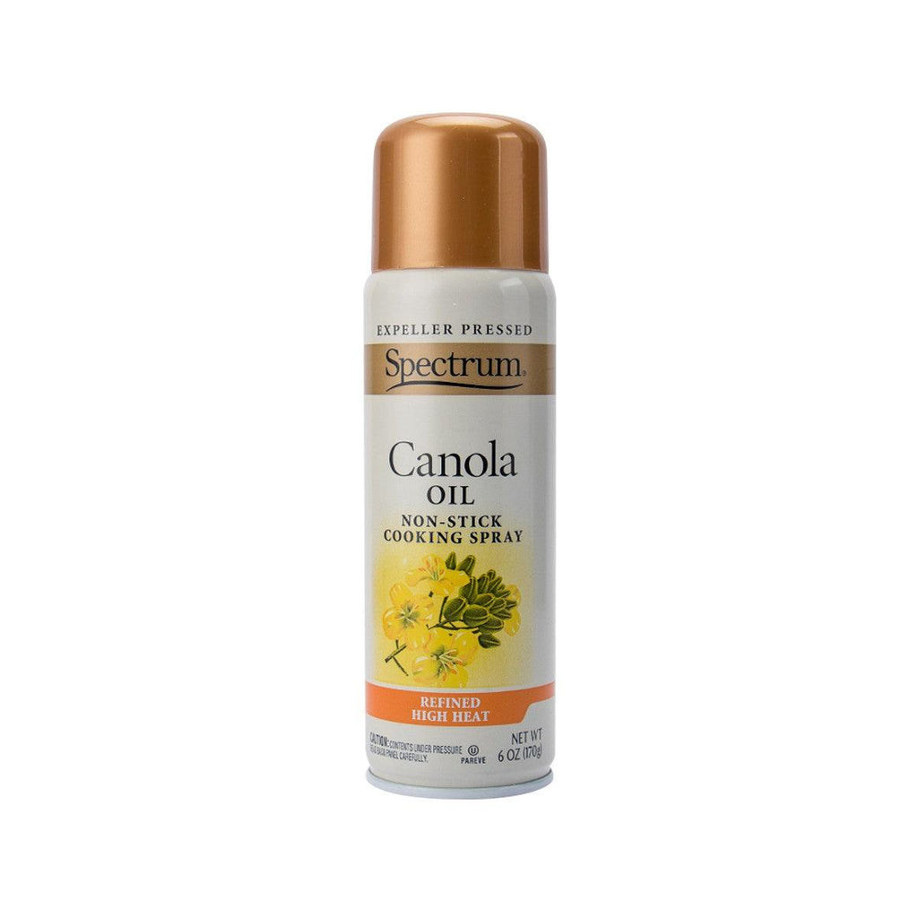 SPECTRUM Canola Oil Cooking Spray  (170g)