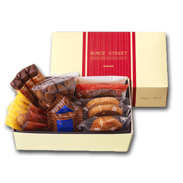 ROYCE' Street Chocolate & Snack Gift Set - S  (18pcs)