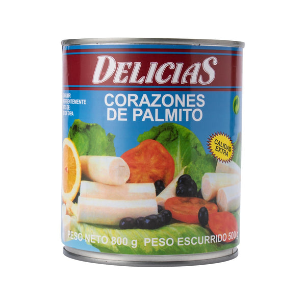 Delicias Heart Of Palm(800g)