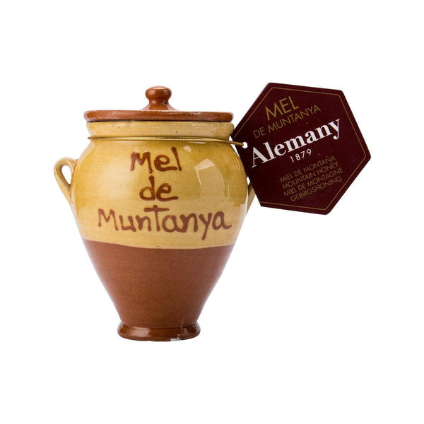 Alemany Mountain Honey - Ceramic(500g)