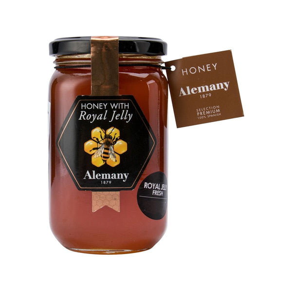 Alemany Honey With Royal Jelly(500g)