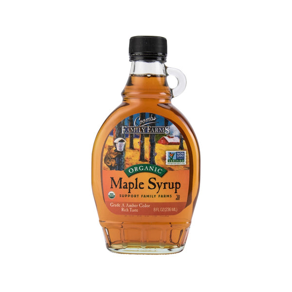 Coombs Organic Maple Syrup - Grade A Dark Amber(236mL)