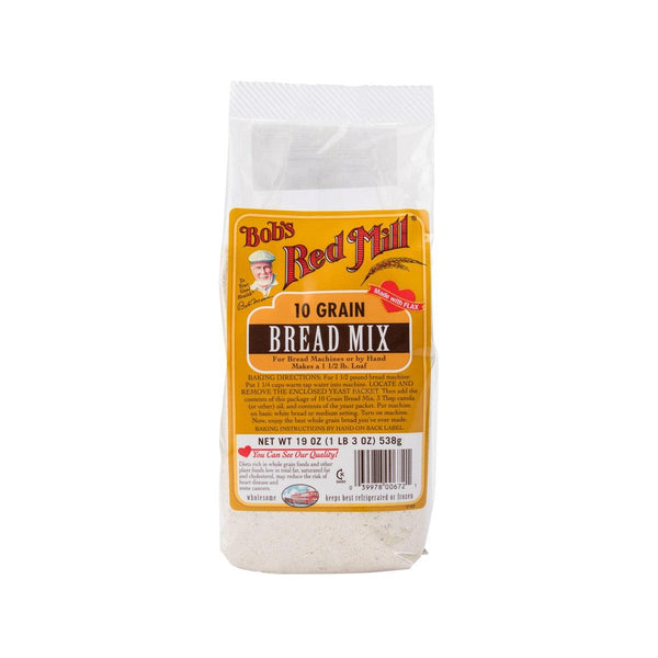 Bob'S Red Mill Gluten Free Homemade Wonderful Bread Mix(453g)