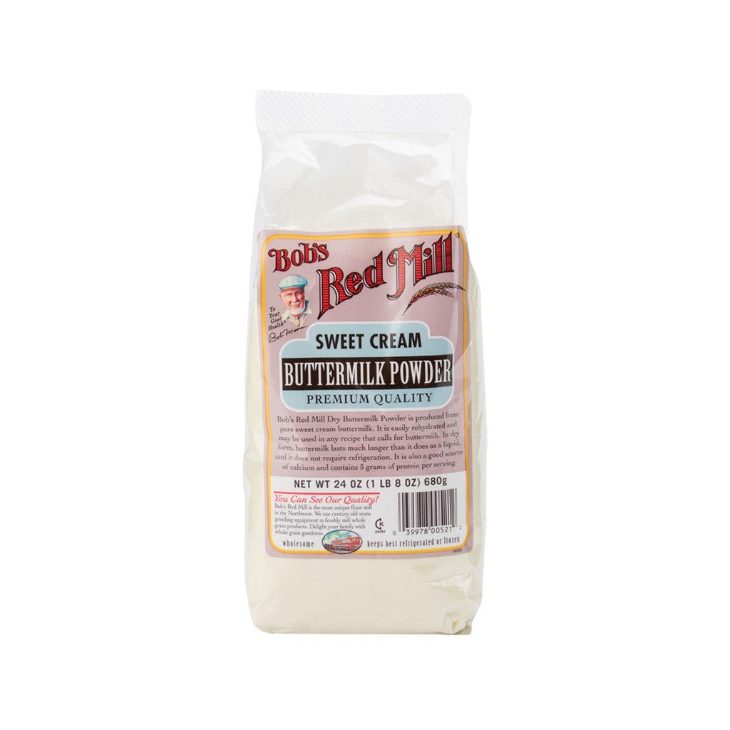 BOB'S RED MILL Sweet Cream Buttermilk Powder  (680g)
