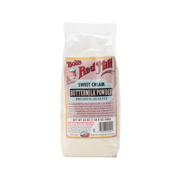 Bob'S Red Mill Sweet Cream Buttermilk Powder(680g)