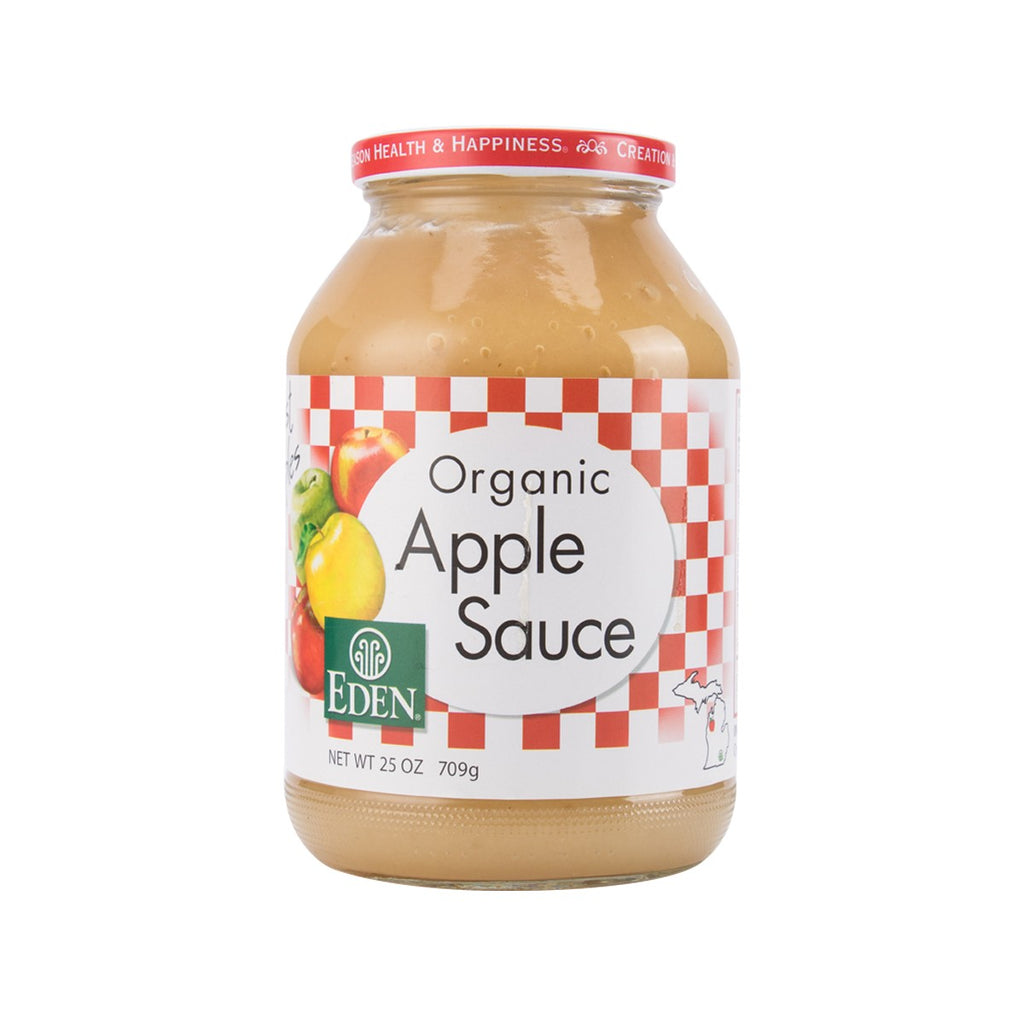 Eden Organic Apple Sauce(709g)
