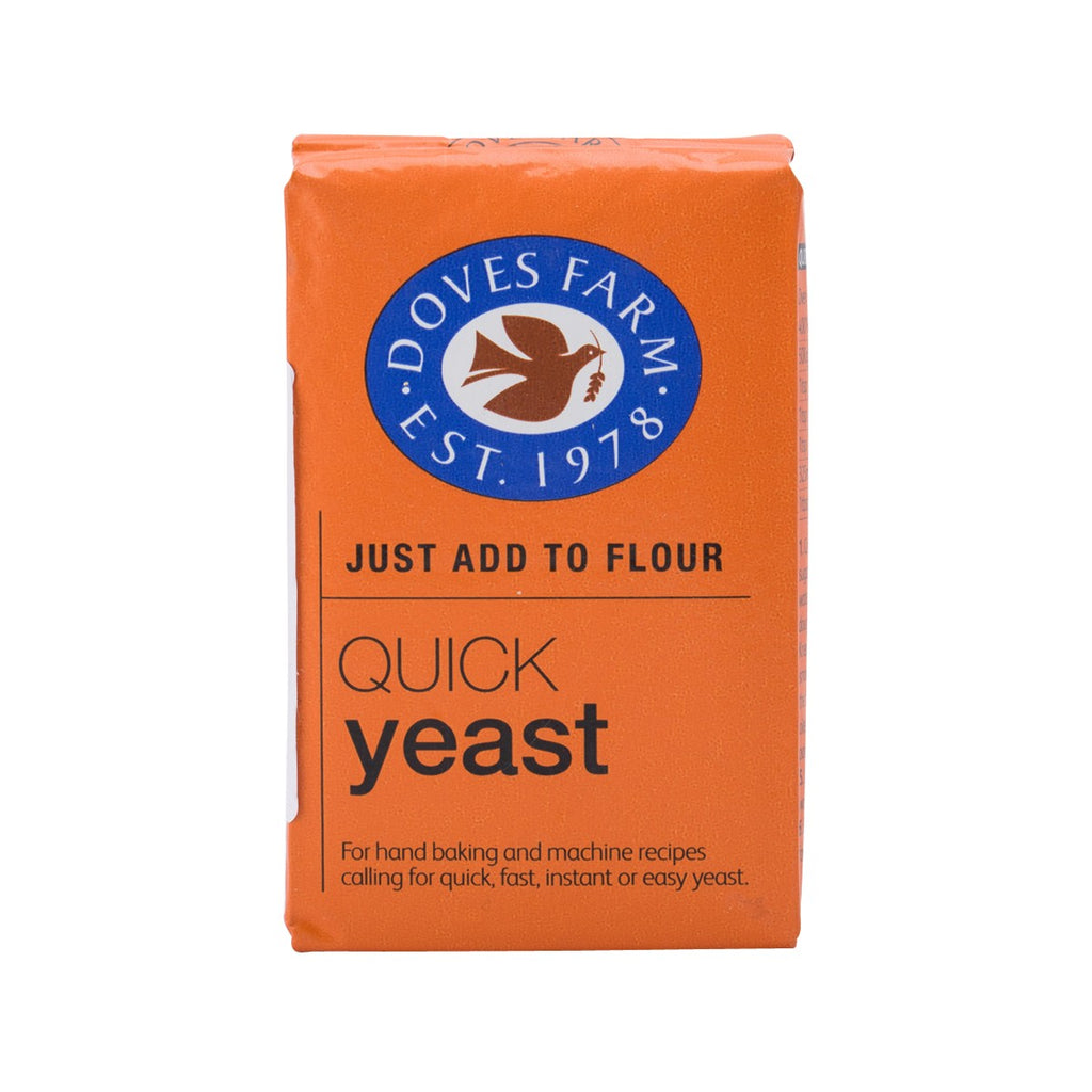 Doves Farm Quick Yeast(125g)