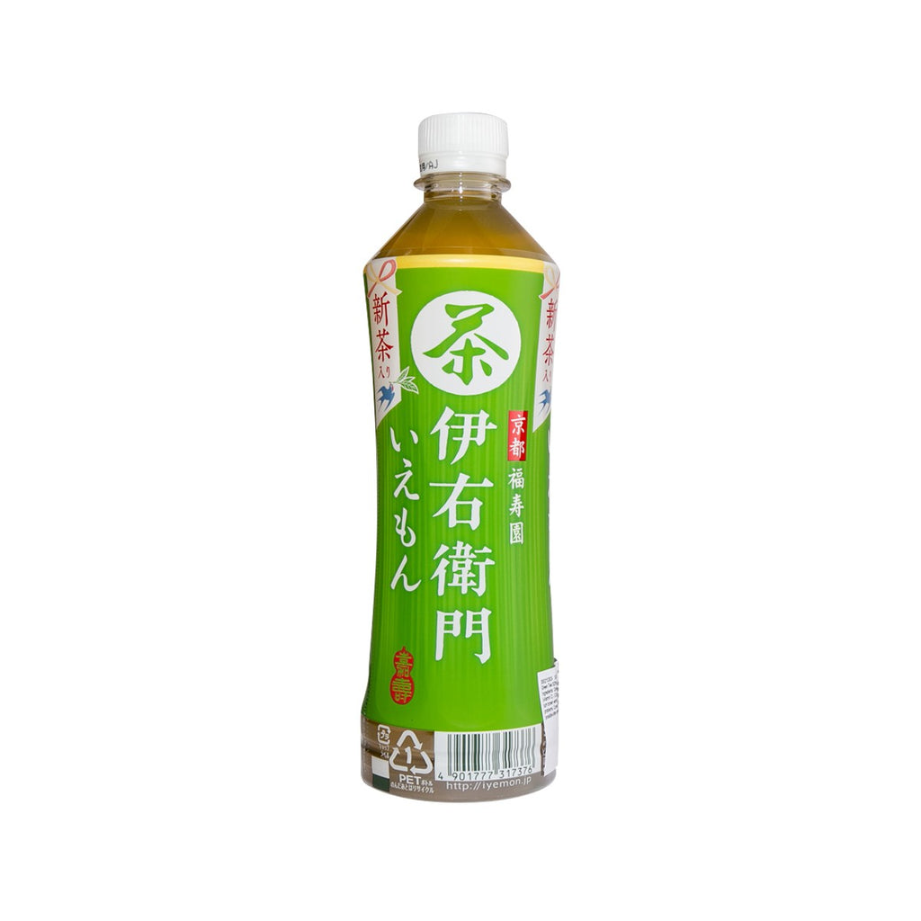 IYEMON Kyoto Iemon Green Tea  (525mL)