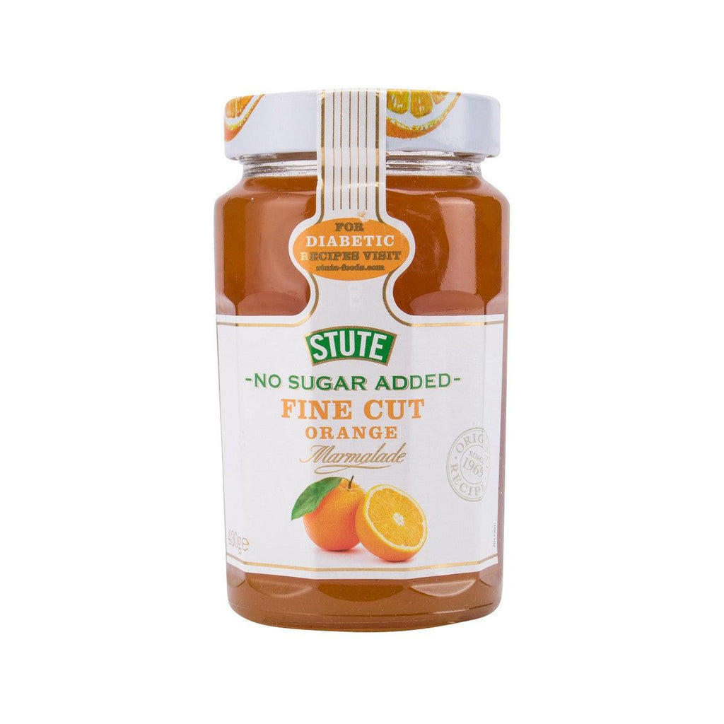 Stute Diabetic Fine Cut Orange Marmalade(430g)