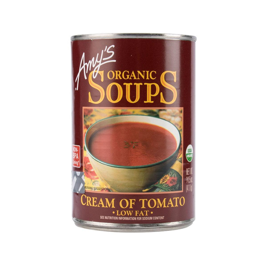 Amy`S Kitchen Organic Soups - Low Fat Cream Of Tomato(411g)