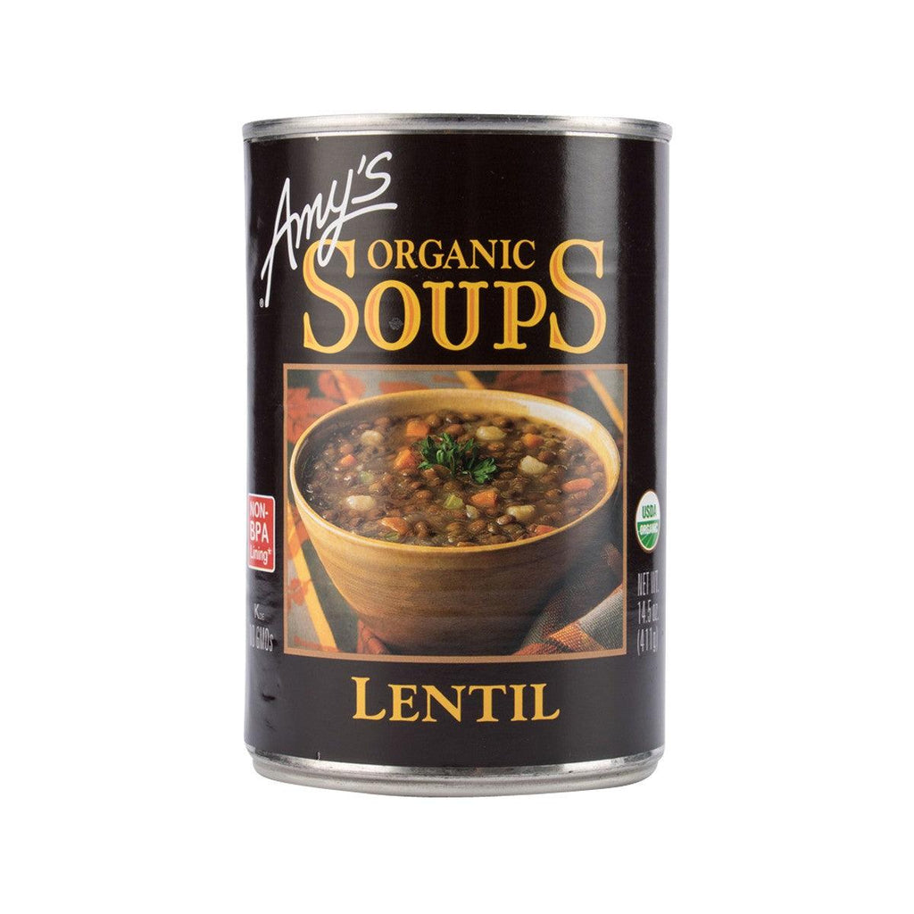 Amy`S Kitchen Organic Lentil Soup(411g)
