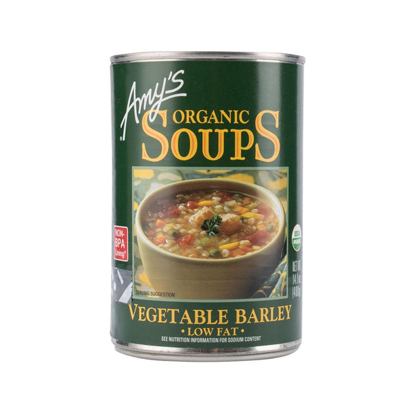 Amy`S Kitchen Organic Vegetable Barley Soup(400g)