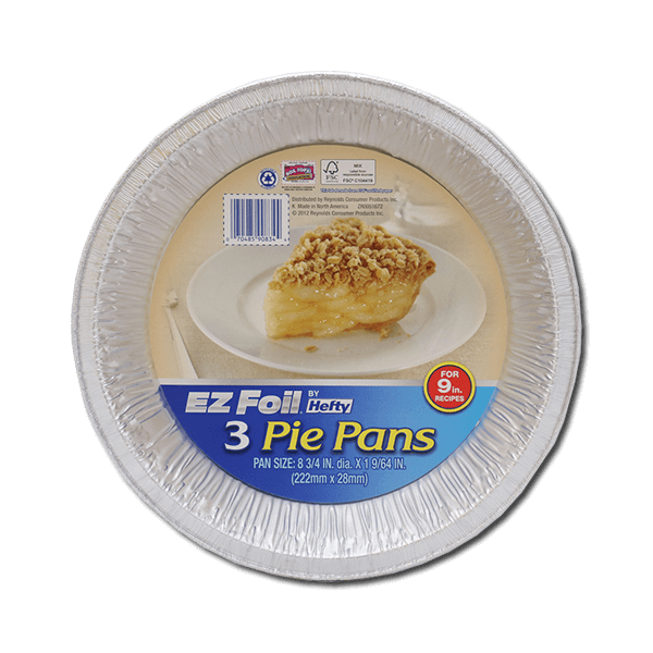 Ez Foil Pie Foil Pan Deep