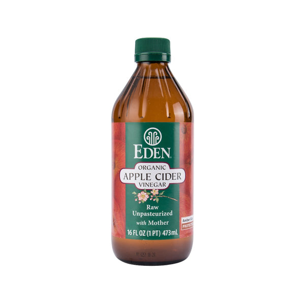 Eden Organic Apple Cider Vinegar(473mL)