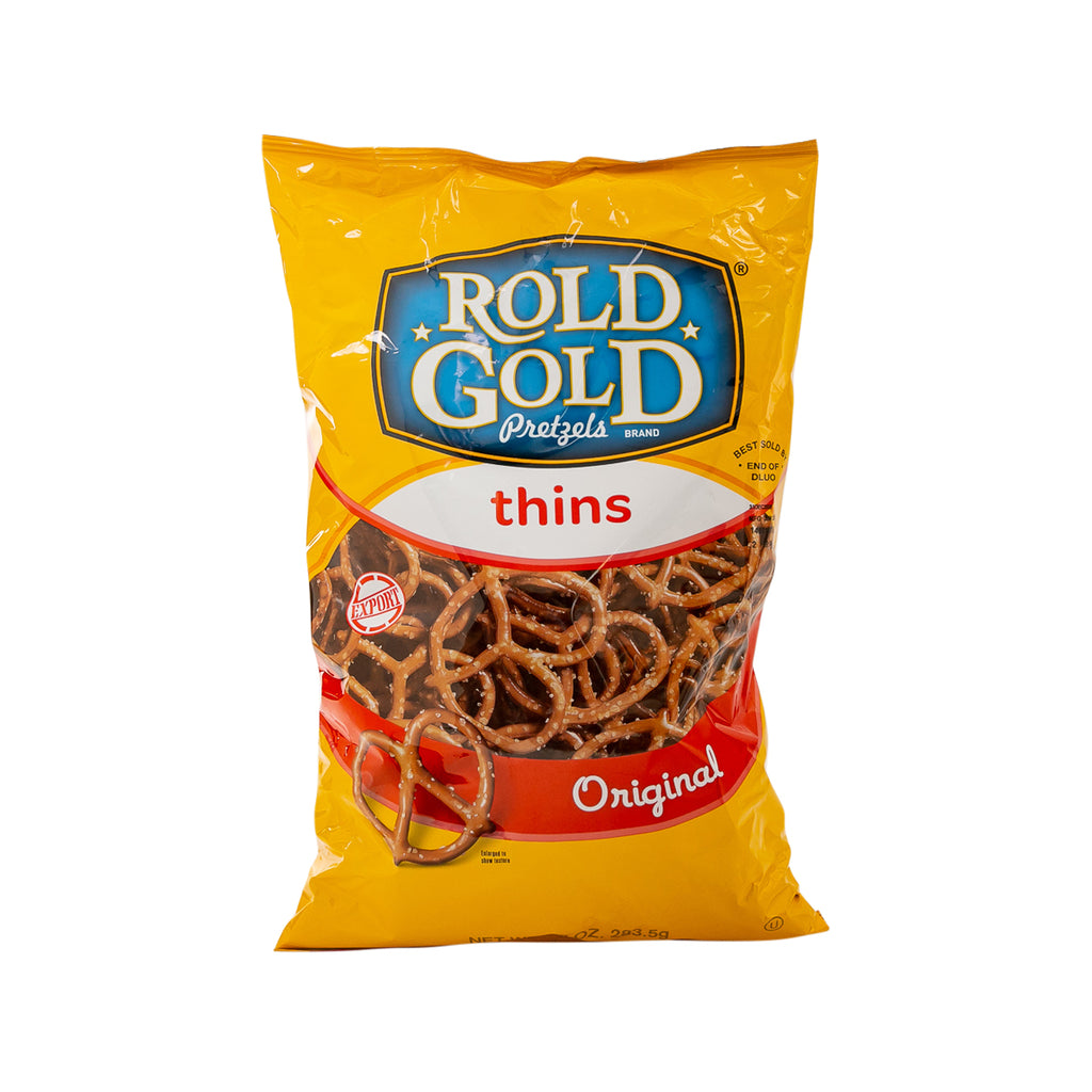 ROLD GOLD Thins Pretzels - Classic Style  (283.5g)