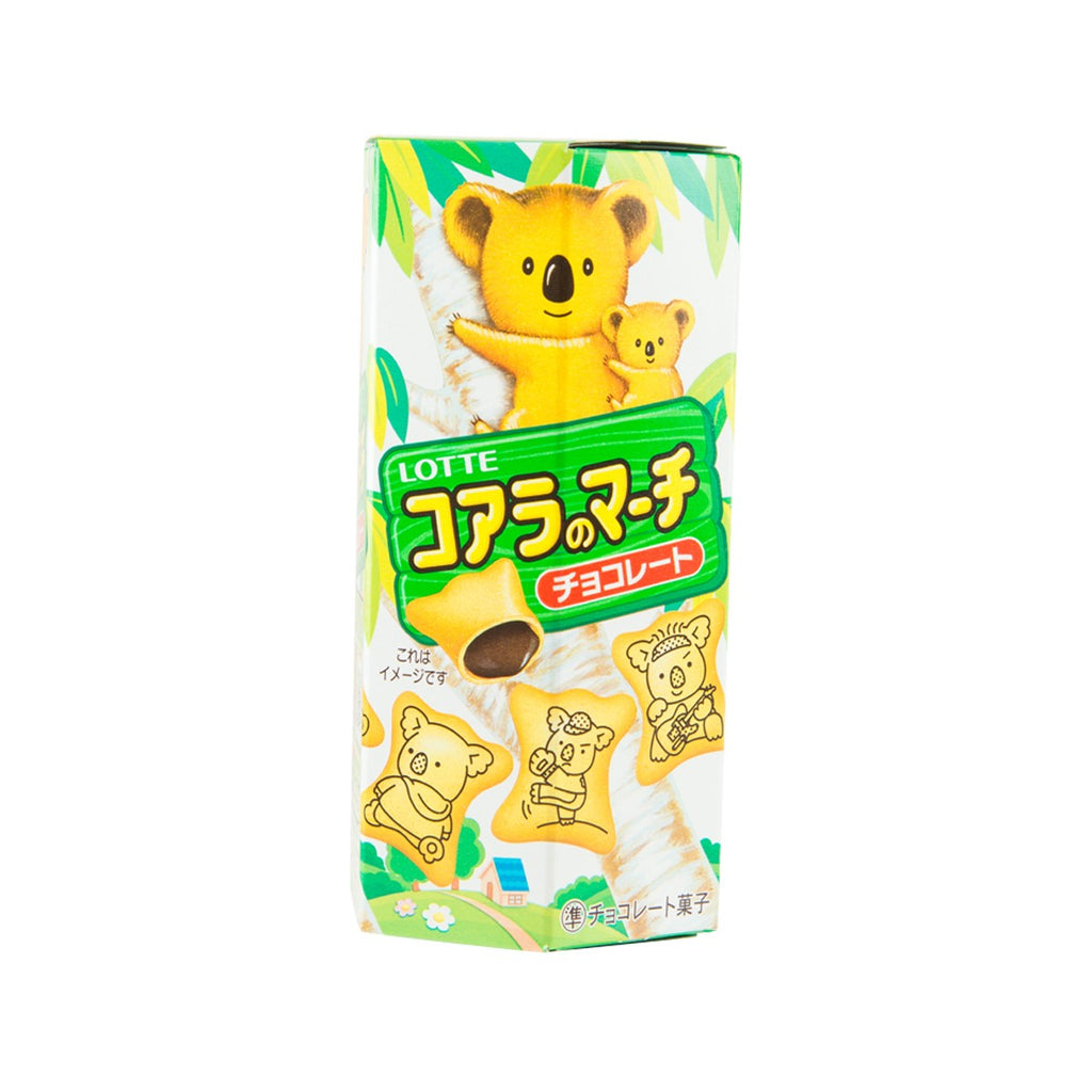 LOTTE Koala's March Chocolate Snack  (50g)