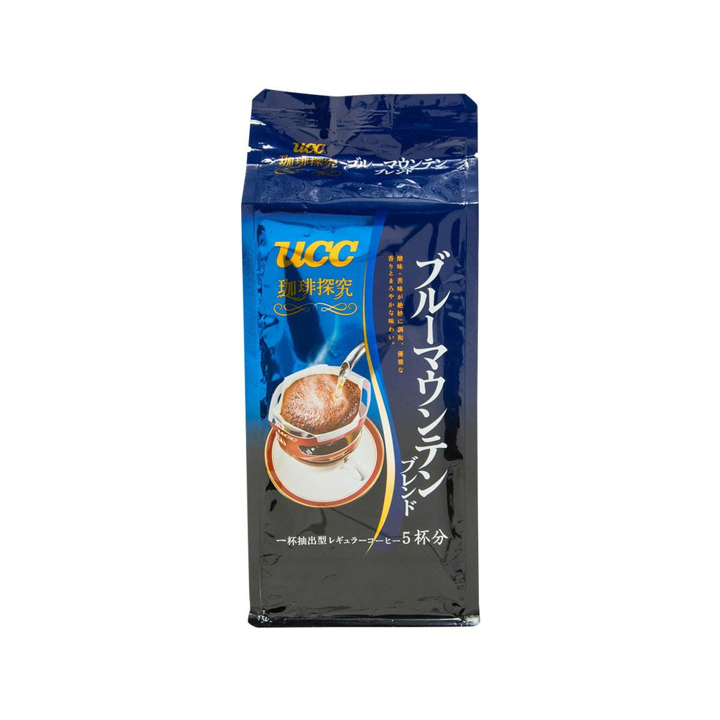 UCC Blue Mountain Drip Coffee  (40g)