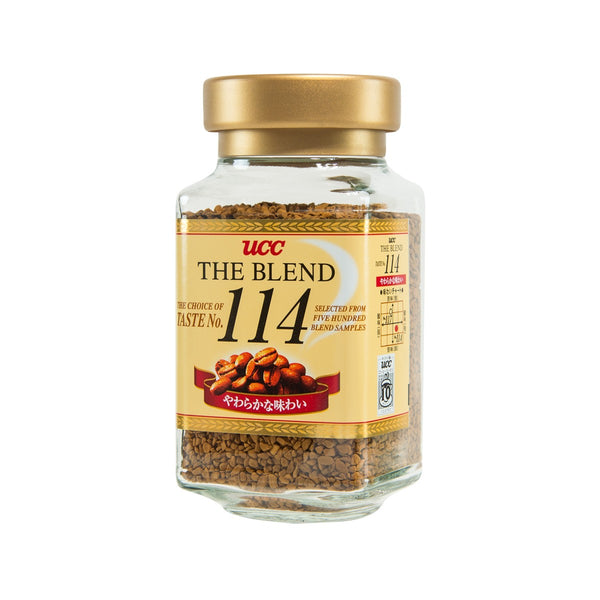 UCC The Blend 114 Instant Coffee  (90g)