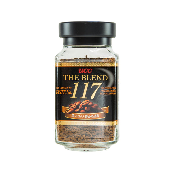 UCC The Blend 117 Instant Coffee  (90g)