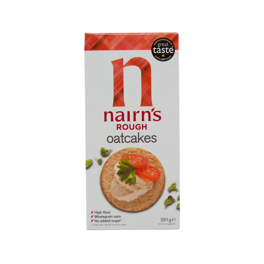 NAIRN'S Rough Oatcakes  (291g)