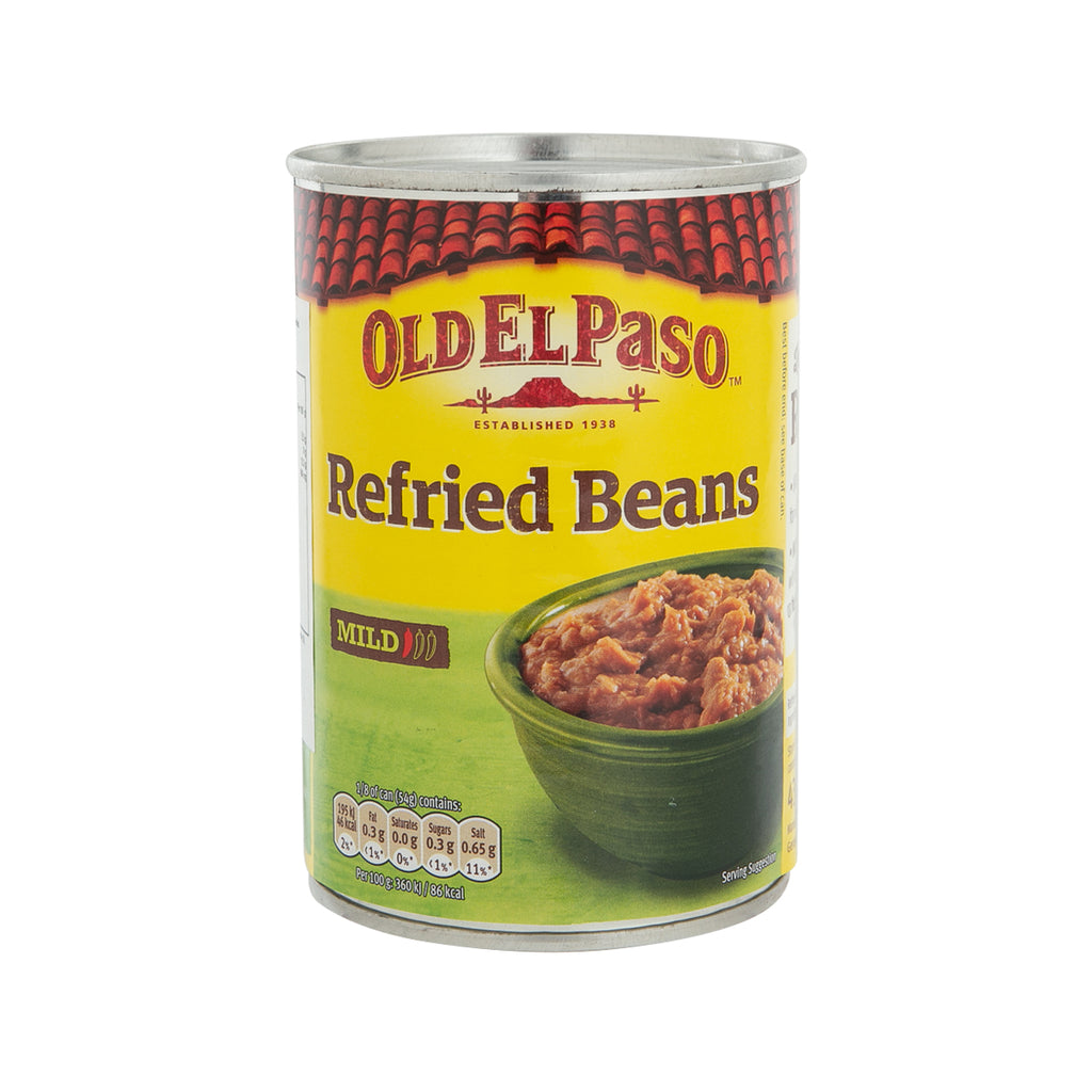 OLD EL PASO Original Refried Beans  (435g)