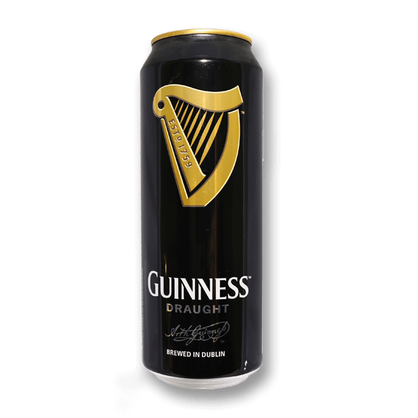 GUINNESS Draught Beer (Alc 4.2%)  (500mL)