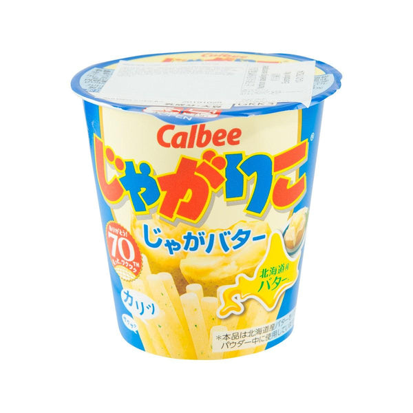 CALBEE Jagariko Potato Stick - Butter  (58g)