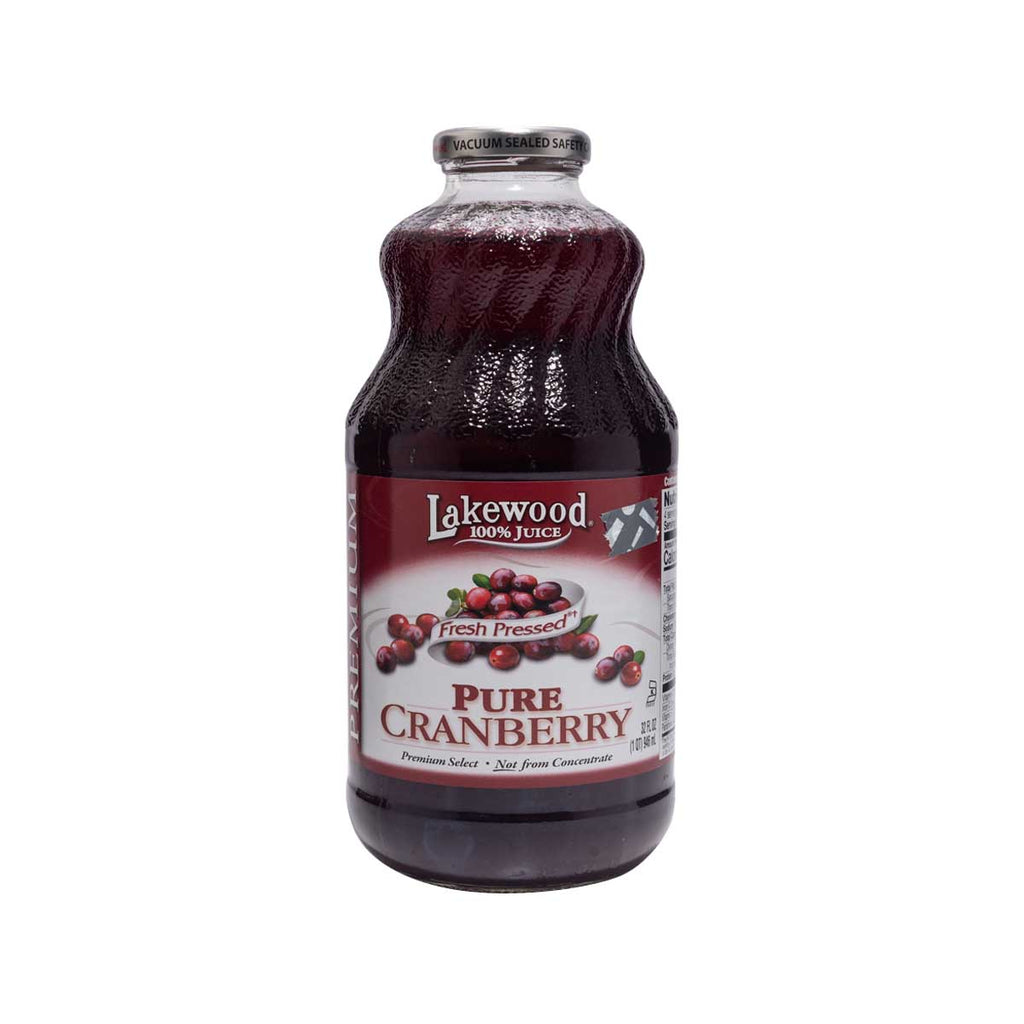LAKEWOOD Pure Cranberry Juice  (946mL)