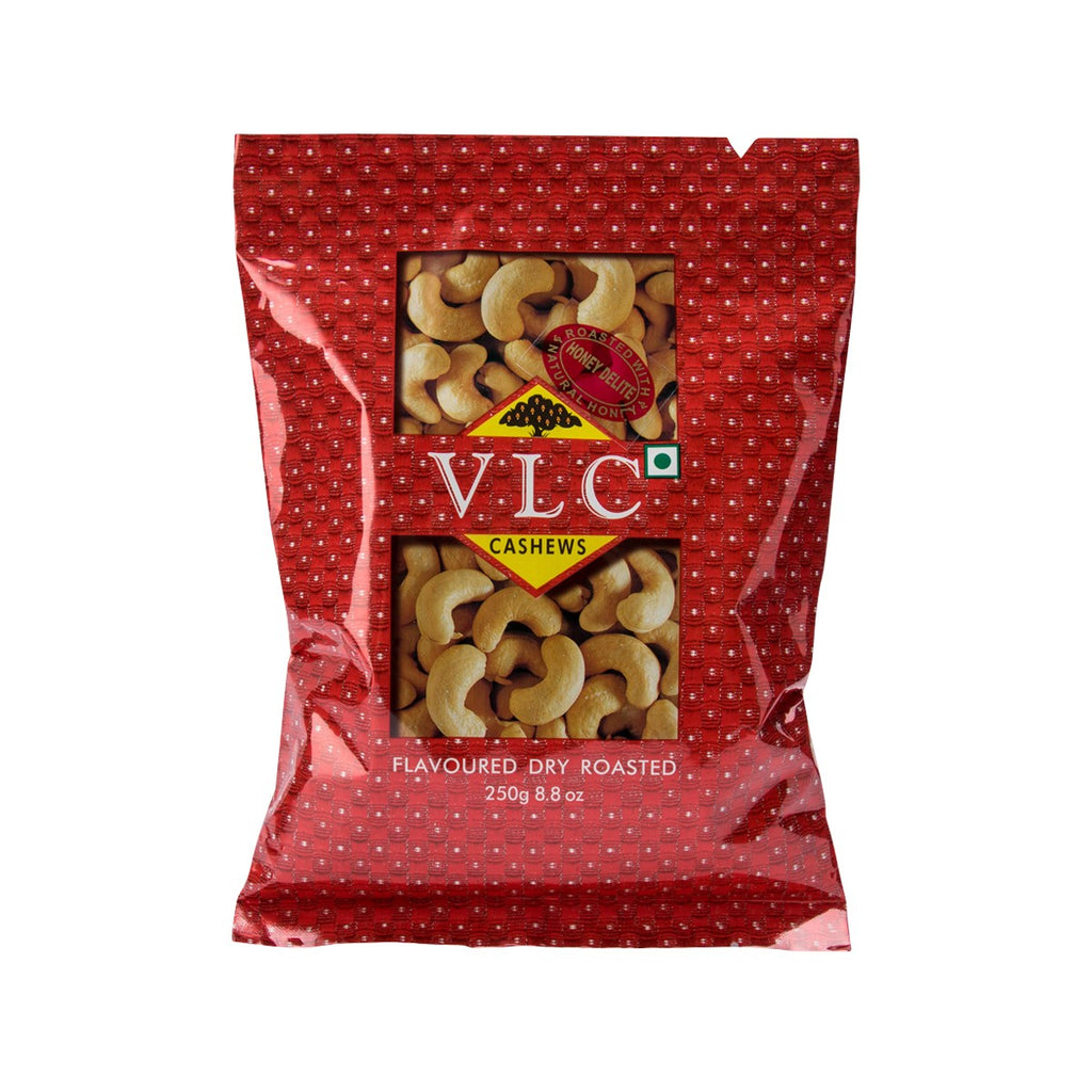 Vlc Honey Dry Roasted Cashew Kernels(250g)