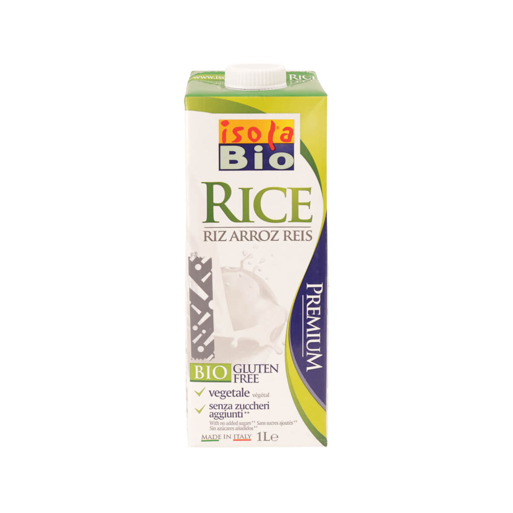 ISOLA BIO Organic Rice Drink  (1L)