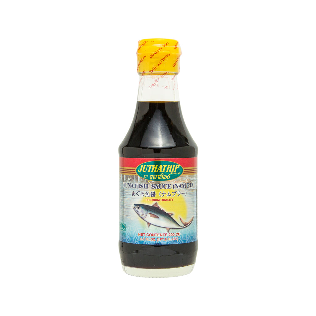 JUTHATHIP Tuna Fish Sauce - Premium  (200mL)