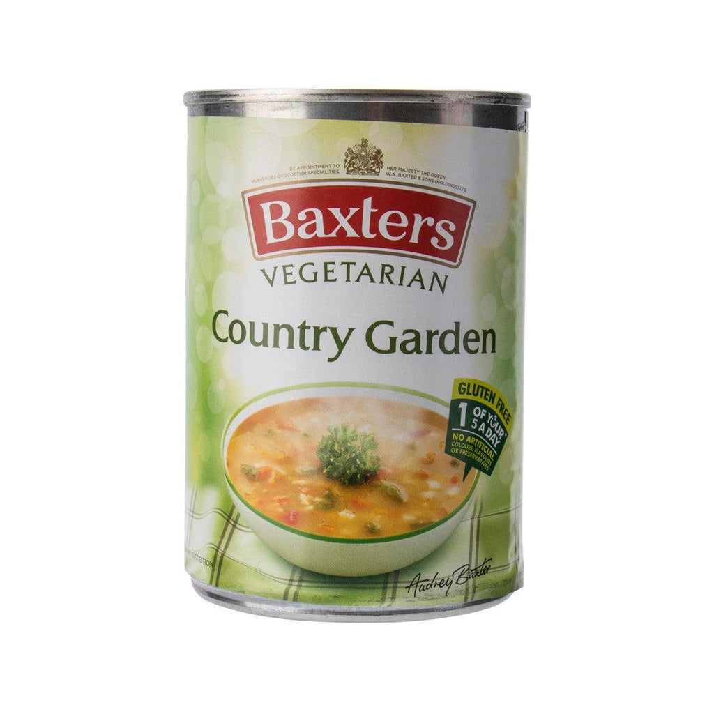 BAXTERS Vegetarian Soup - Country Garden  (400g)
