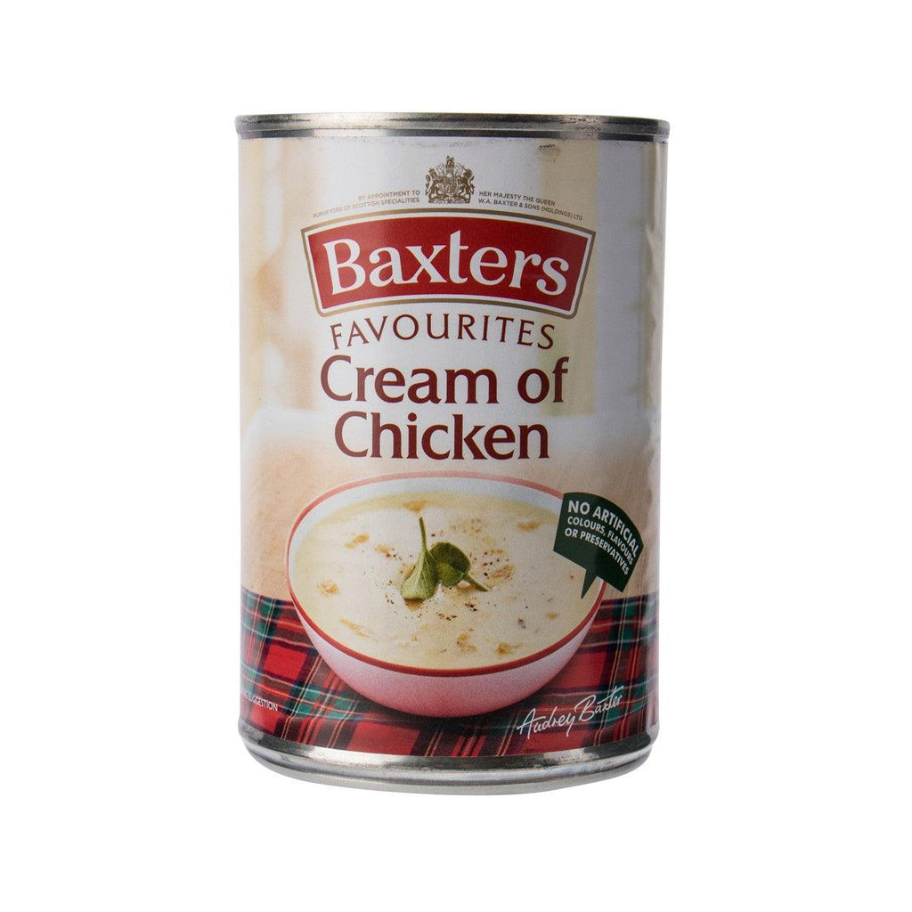 BAXTERS Favourites Soup - Cream of Chicken  (400g)