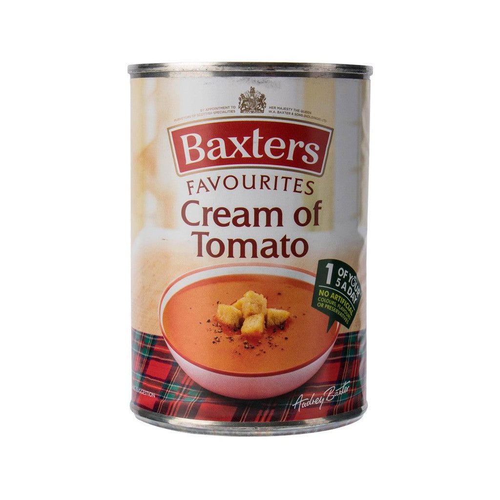 Baxters Favourites Soup - Cream Of Tomato(400g)