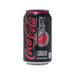 COCA COLA Coke Zero With Cherry Flavor - USA  (355mL)