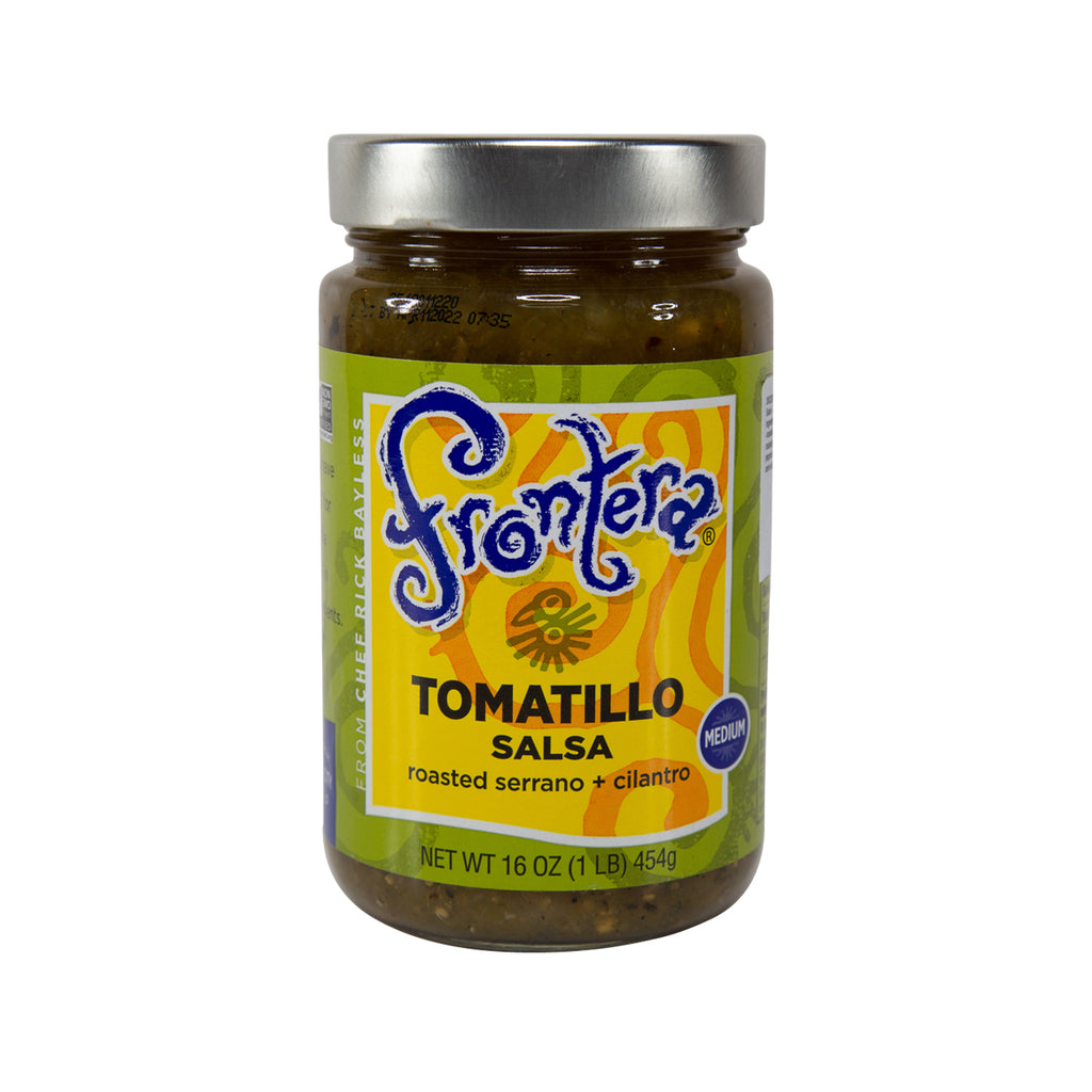 FRONTERA Tomatillo Salsa - Medium  (454g)