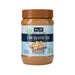 FIFTY 50 Low Glycemic Peanut Butter - Creamy  (510g)