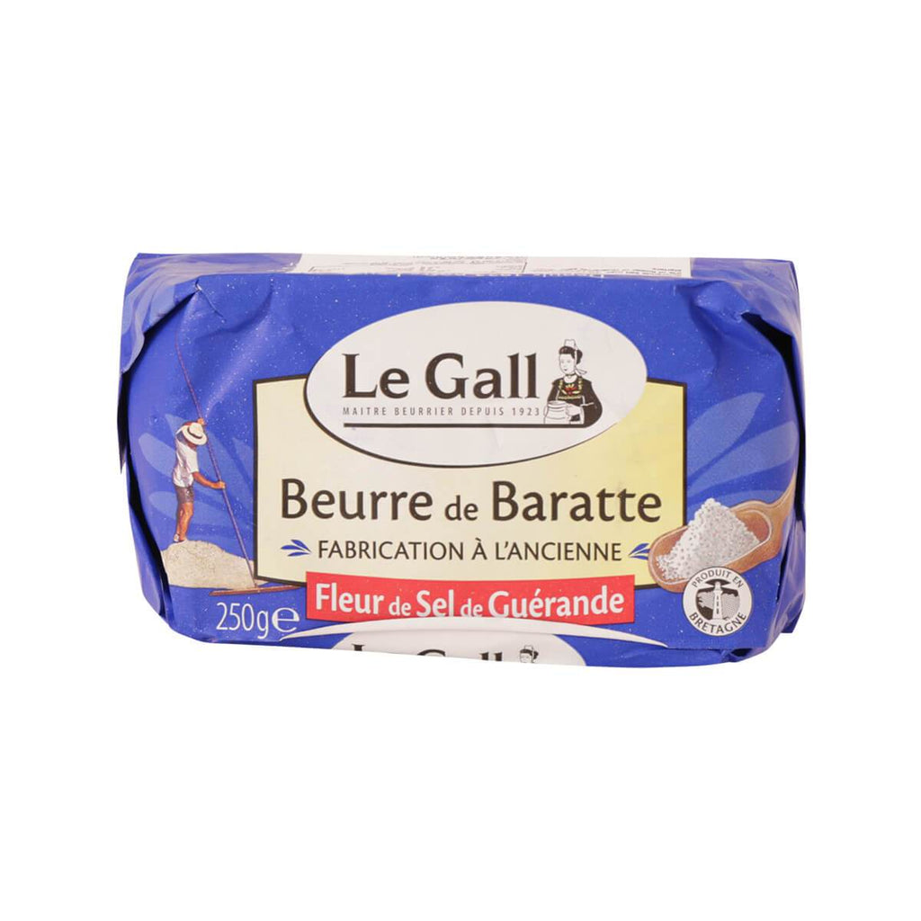 Le Gall Churned Butter - Salted (250g)