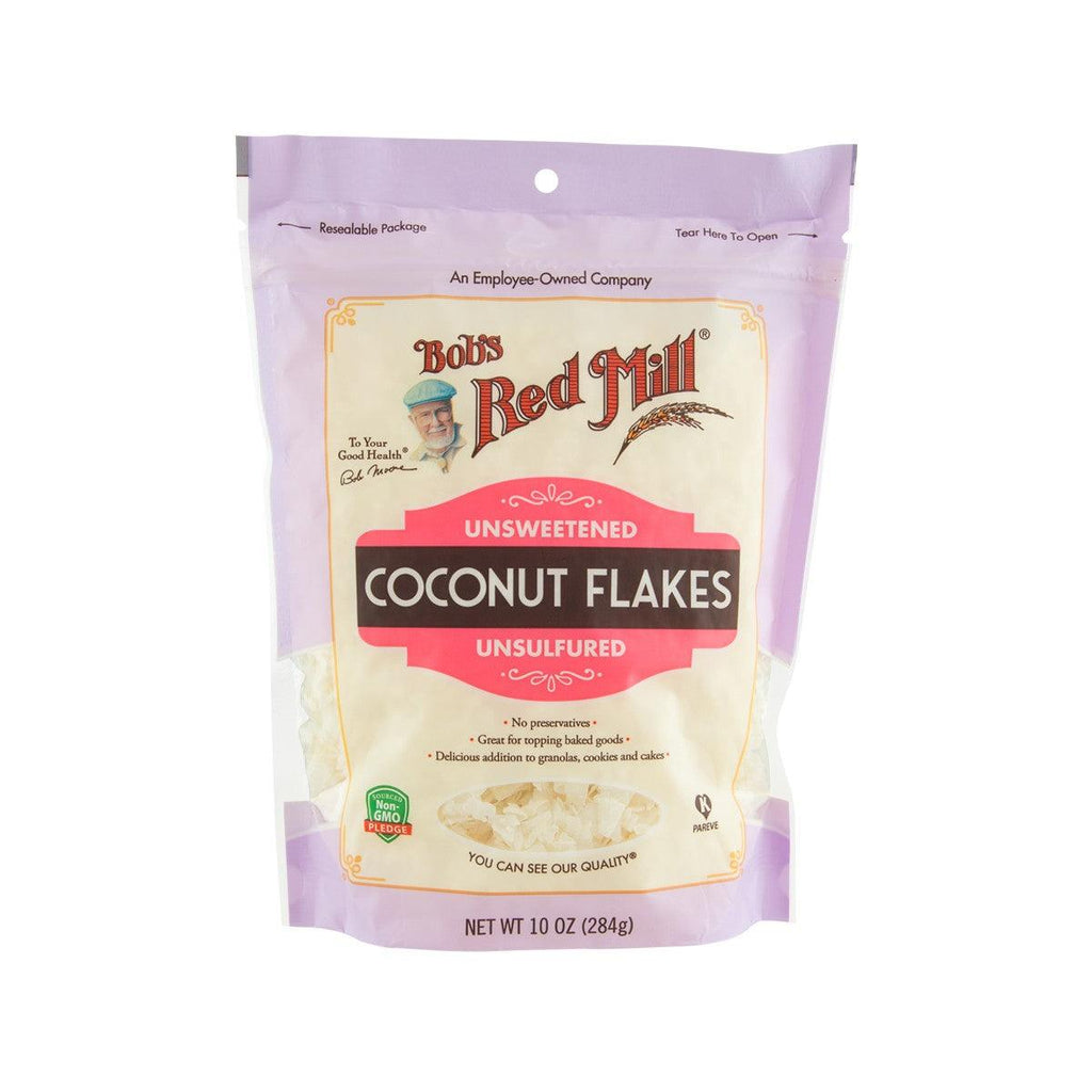 BOB'S RED MILL Coconut Flake  (284g)