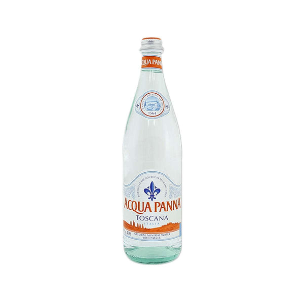 ACQUA PANNA Natural Mineral Water  (750mL)
