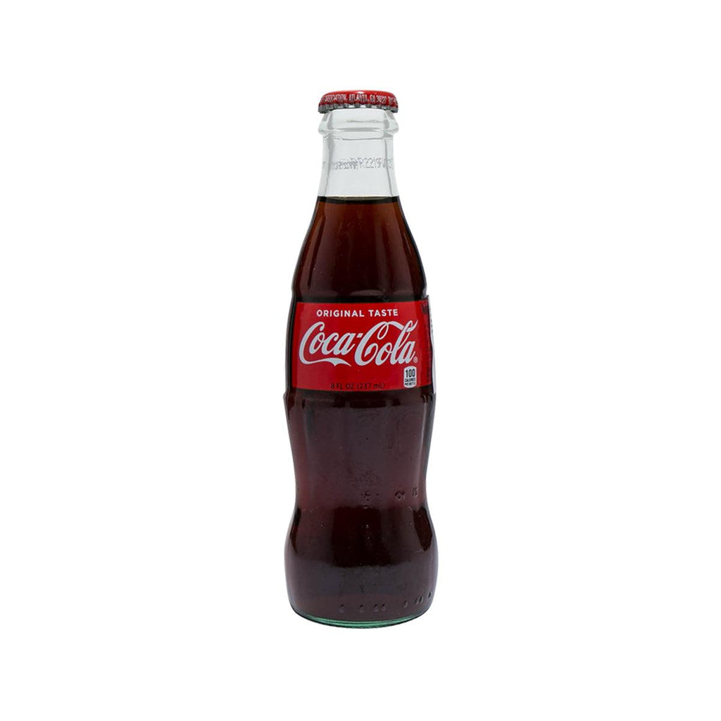 COCA COLA Coke - USA  (237mL)