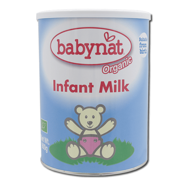 Babynat Organic Infant Milk Powder - From Birth(900g)